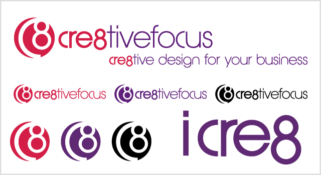 Cre8tiveFocus Branding - logo