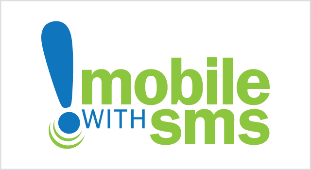 Mobile with SMS branding