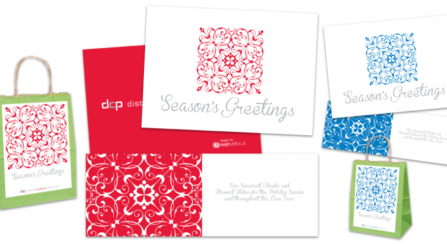 District Creative Holiday Design
